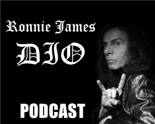Ronnie James Dio Podcast Audio