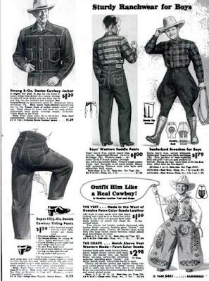 Ranchwear for Boys