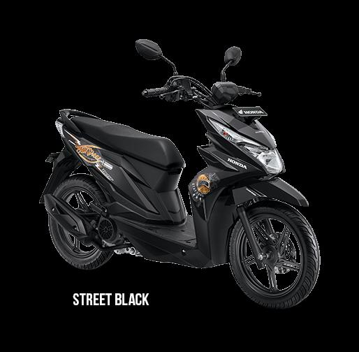 Beat Street ESP CBS Honda Sejahtera Mulia Cirebon