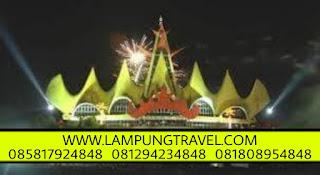 Travel Palembang Harga Tiket Paling Murah