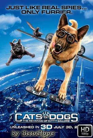 Como Perros y Gatos: La Revancha de Kitty Galore [2010] [Latino-Ingles] HD 1080P  [Google Drive] GloboTV