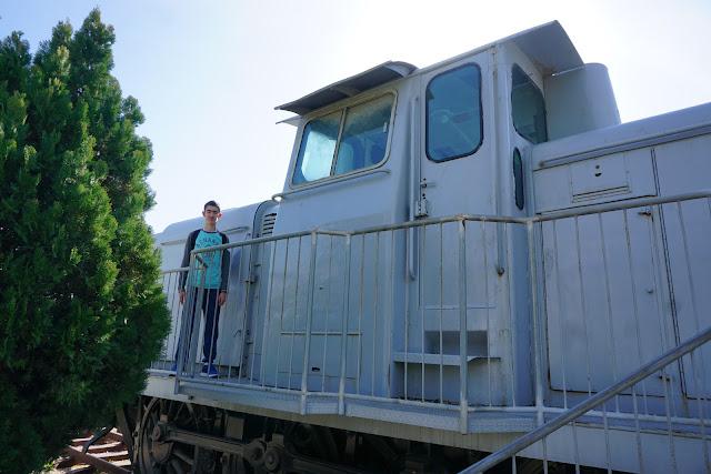שחזור רכבת העמק