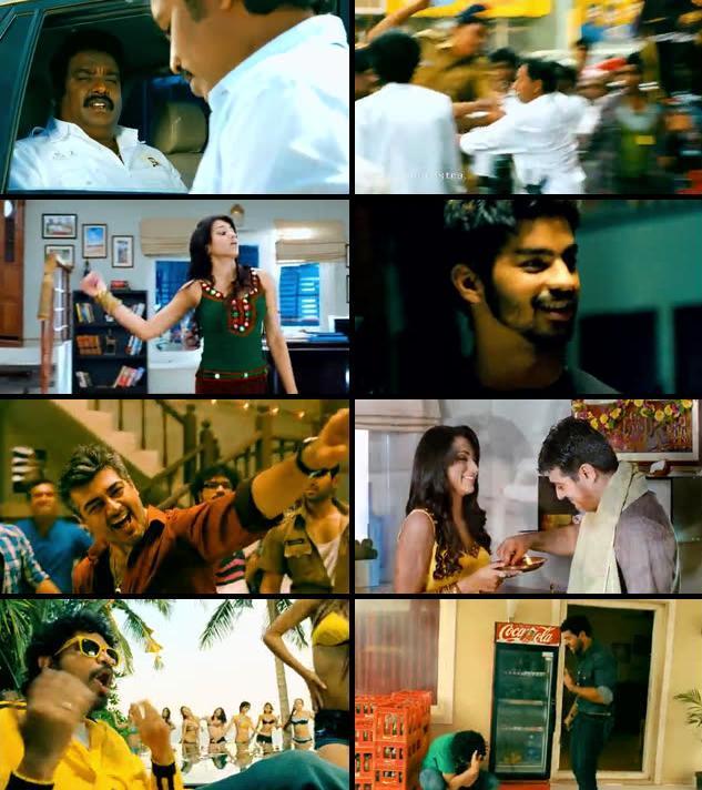 Mankatha 2011 Dual Audio Hindi 480p BluRay 500mb