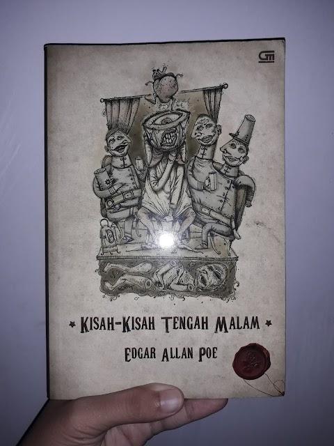 (Review Buku) Kisah-Kisah Tengah Malam - Edgar Allan Poe
