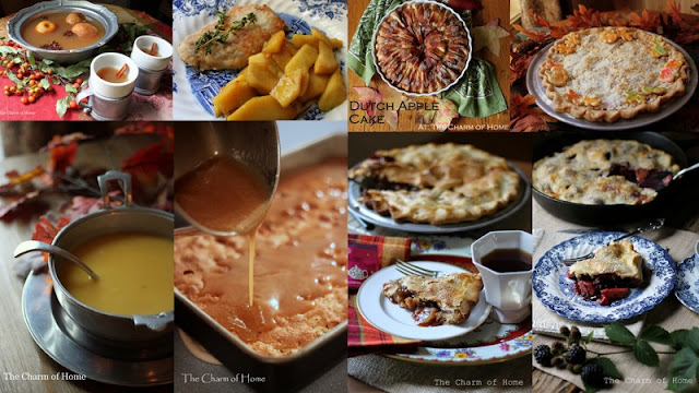 Apple Recipes: The Charm of Home