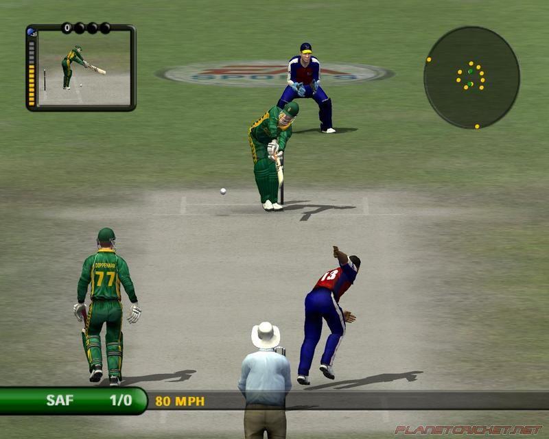EA Cricket 07 Free Download Torrent