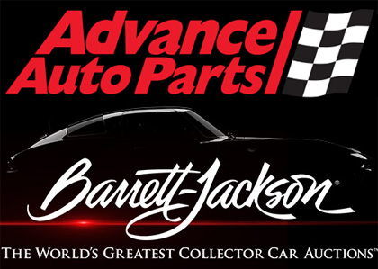 nascar race mom nascar race mom and advance auto parts rolls into barrett jackson s. Black Bedroom Furniture Sets. Home Design Ideas