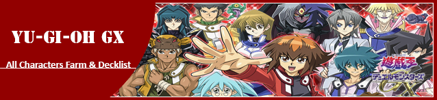 DGame Links | Duel Links: Characters Farm