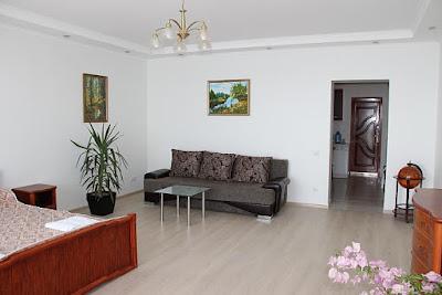 1-комнатные апартаменты (вариант 11) отельного комплекса в Семидворье