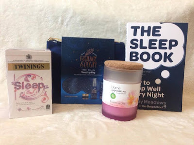 a carers perspective sleep giveaway