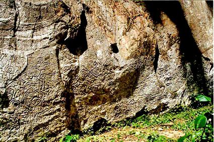 Resultado de imagen de Petroglifo