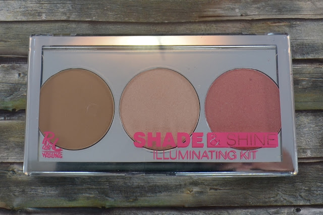 Rival de Loop Young shade & shine LE illuminating Kit