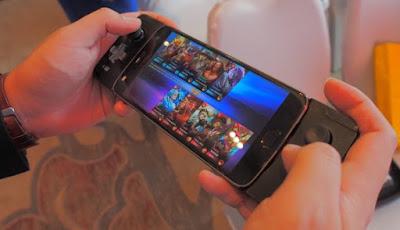 Cara Bermain Mobile Legends Menggunakan Joystick