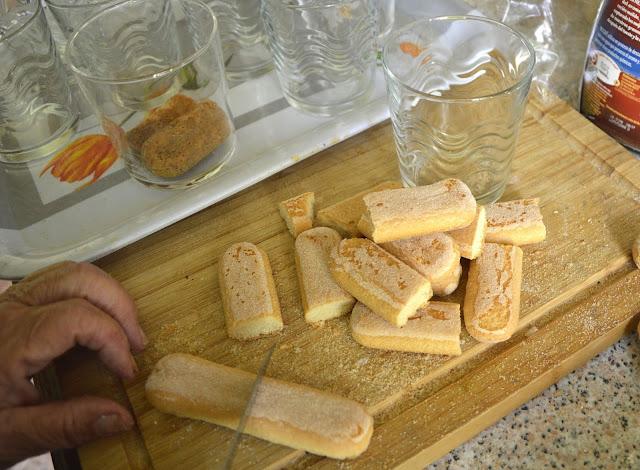 Tiramisu z biszkoptami jako pomysł na pyszny deser