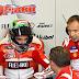 MotoGP: Michele Pirro se recupera de la impresionante caída en la FP2 de Mugello