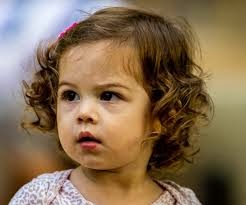 Baby hairstyles for short curly hair | Babyallshop.blogspot.com