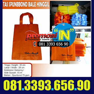 Grosir Tas Kemasan Promosi di Surabaya