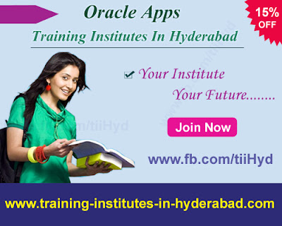 Oracle Apps Training in Ameerpet,Hyderabad,India