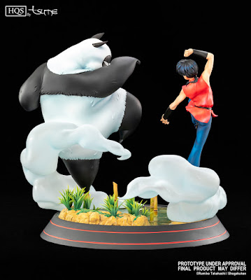 "Figuras: Increible figura de ""Ranma ½""  Jusenkyo's Cursed Springs HQS  - Tsume Art"