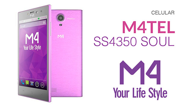 rom stock M4Tel M4 SS4350