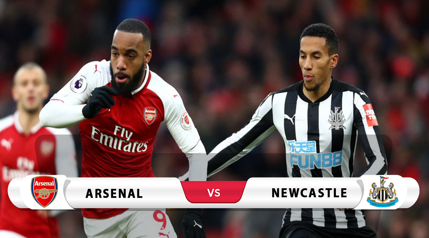 Arsenal Vs Newcastle United Live Score