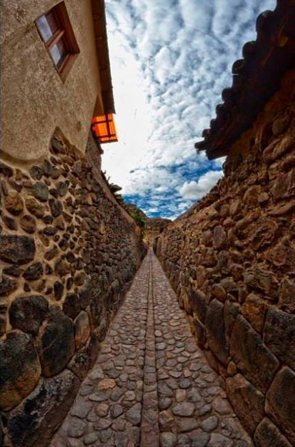 TAWANTINSUYO: Así fue el Cusco prehispánico 10600655_574775529294468_8638844419469683520_n