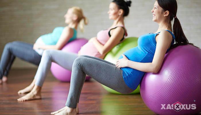 Fakta 10 - Ibu hamil 28 minggu disarankan mulai mengikuti kursus melahirkan