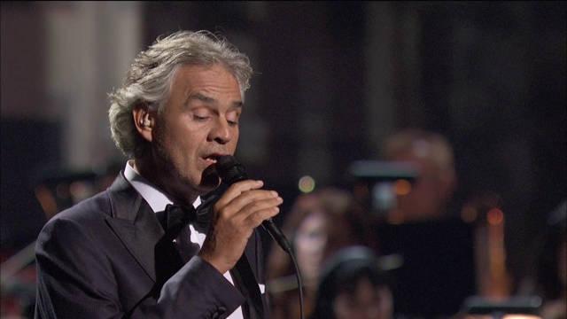 Andrea Bocelli: Cinema (2015) HD 1080p Subtitulado