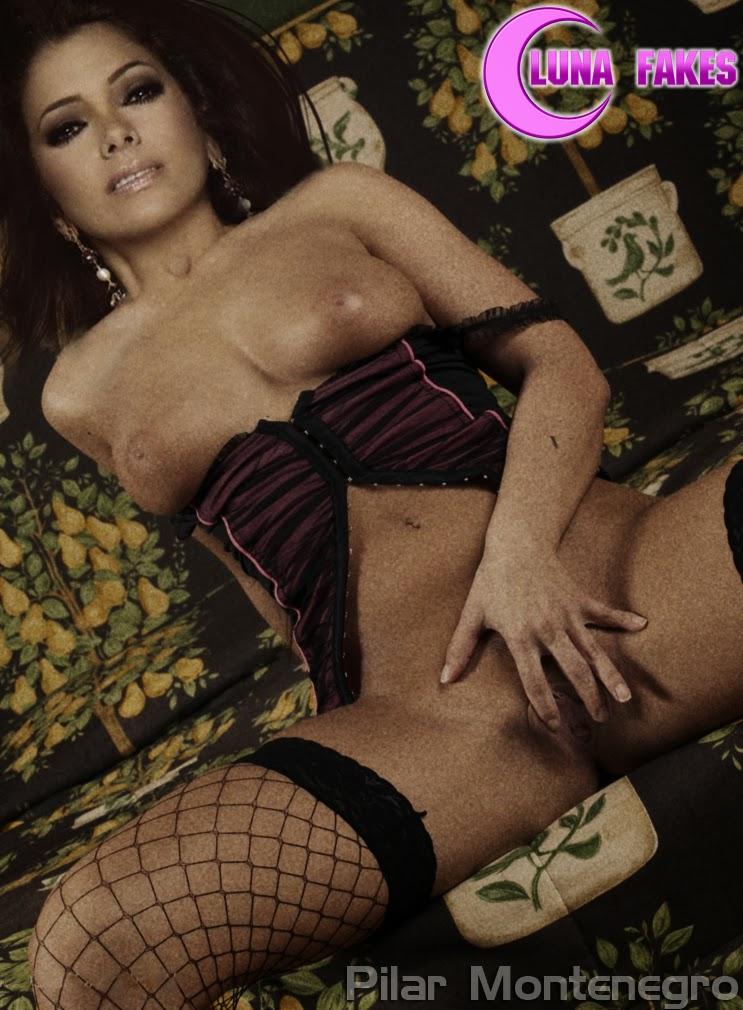 video porno de pilar montenegro