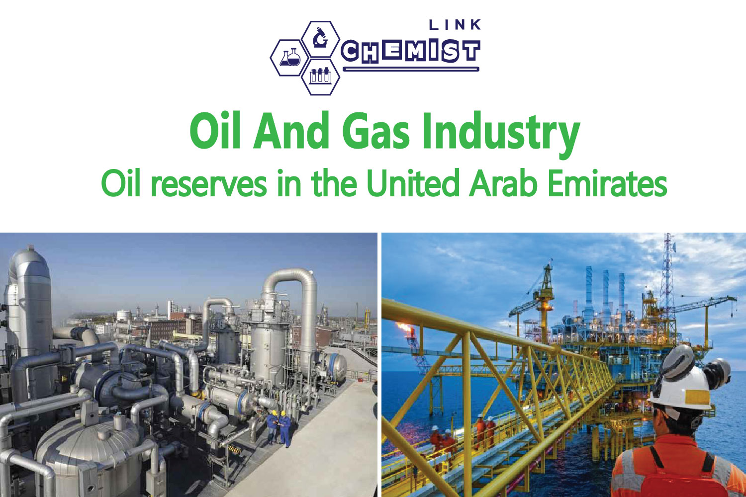 Oil And Gas Industry - Oil reserves in the United Arab