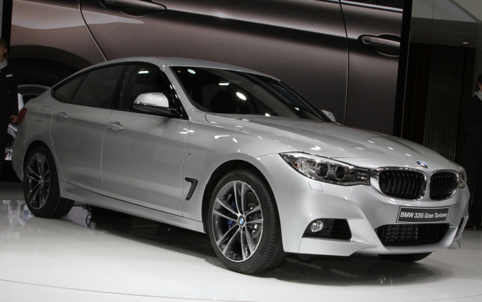 Review 2014 BMW 3 Series Gran Turismo 2014