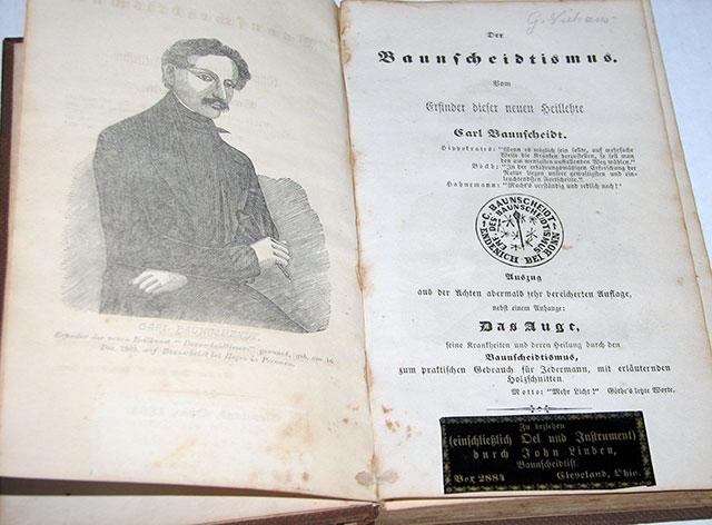 Buku Carl Baunscheidt