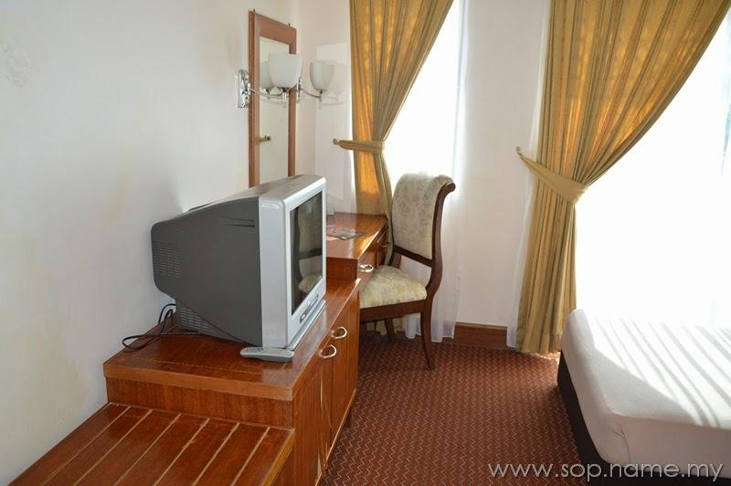 Review Putra Brasmana Hotel, Kuala Perlis
