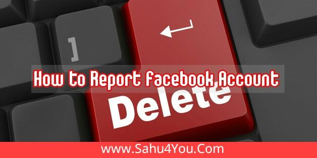 Facebook Par Kisi Account, Page Ya Groups Ki Report Kaise Kare Remove Karne Ke Liye