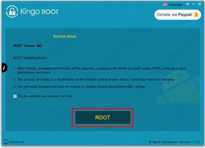 How To Root With KingRoot PC Android