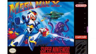 Megaman X super nintendo