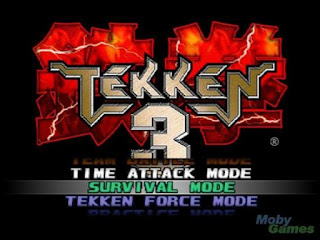 Tekken 3 Game Modes