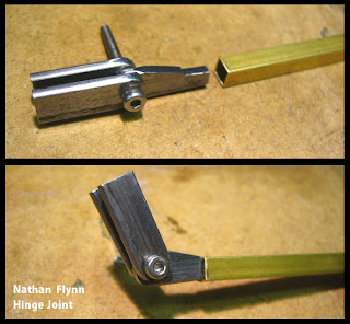 Nathan Flynn Ball Amp Socket Armature Hinge Joint