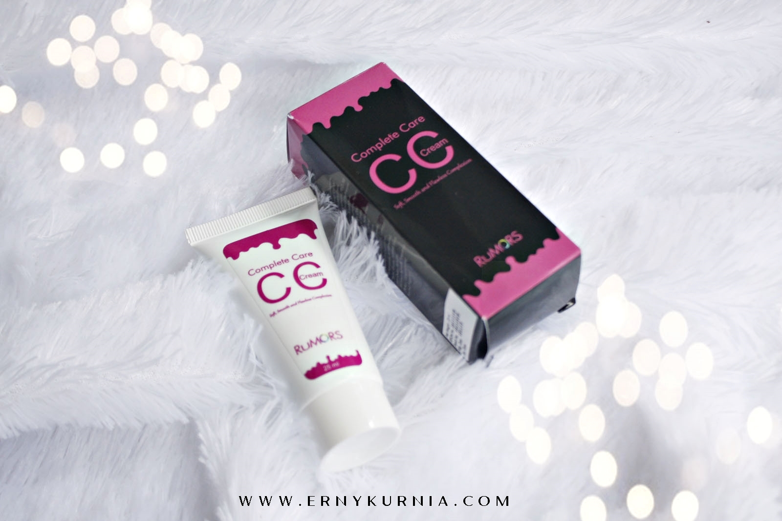 Rumors Cosmetics, CC Cream Rumors Cosmetics, CC Cream, Local Brand