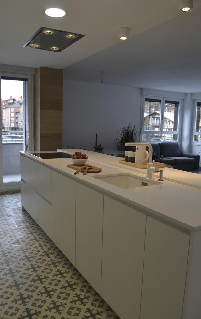 Dos modelos para una cocina en perfecta armona  Cocinas