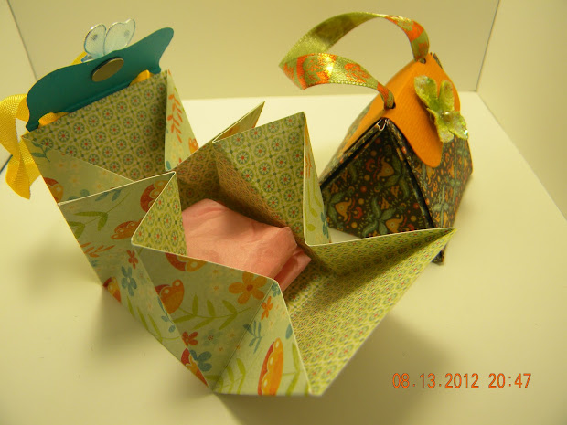 Cubbyhole Creations August 2012