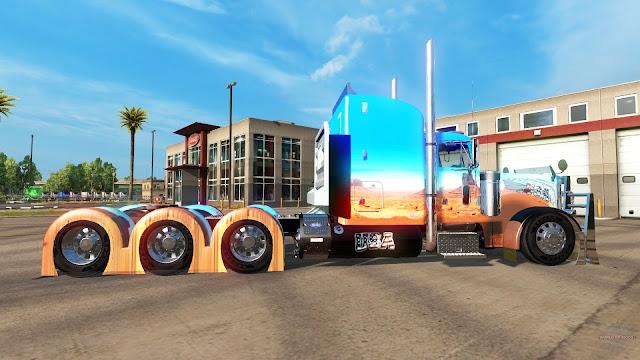 American Truck Simulator PC Game