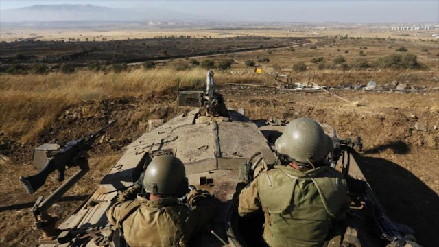 Informe de ONU ratifica apoyo de Israel a extremistas en Golán