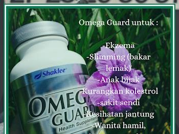 Omega Guard Minyak Ikan Terbaik Di Dunia