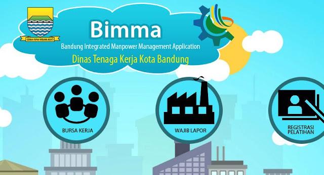 Pemkot Bandung Luncurkan Aplikasi BIMMA untuk Pencari Kerja