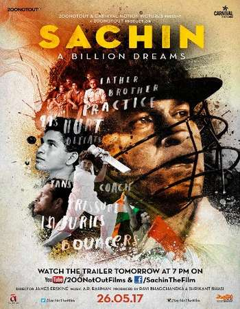 Sachin 2017 Full Hindi Movie DVDRip Free Download