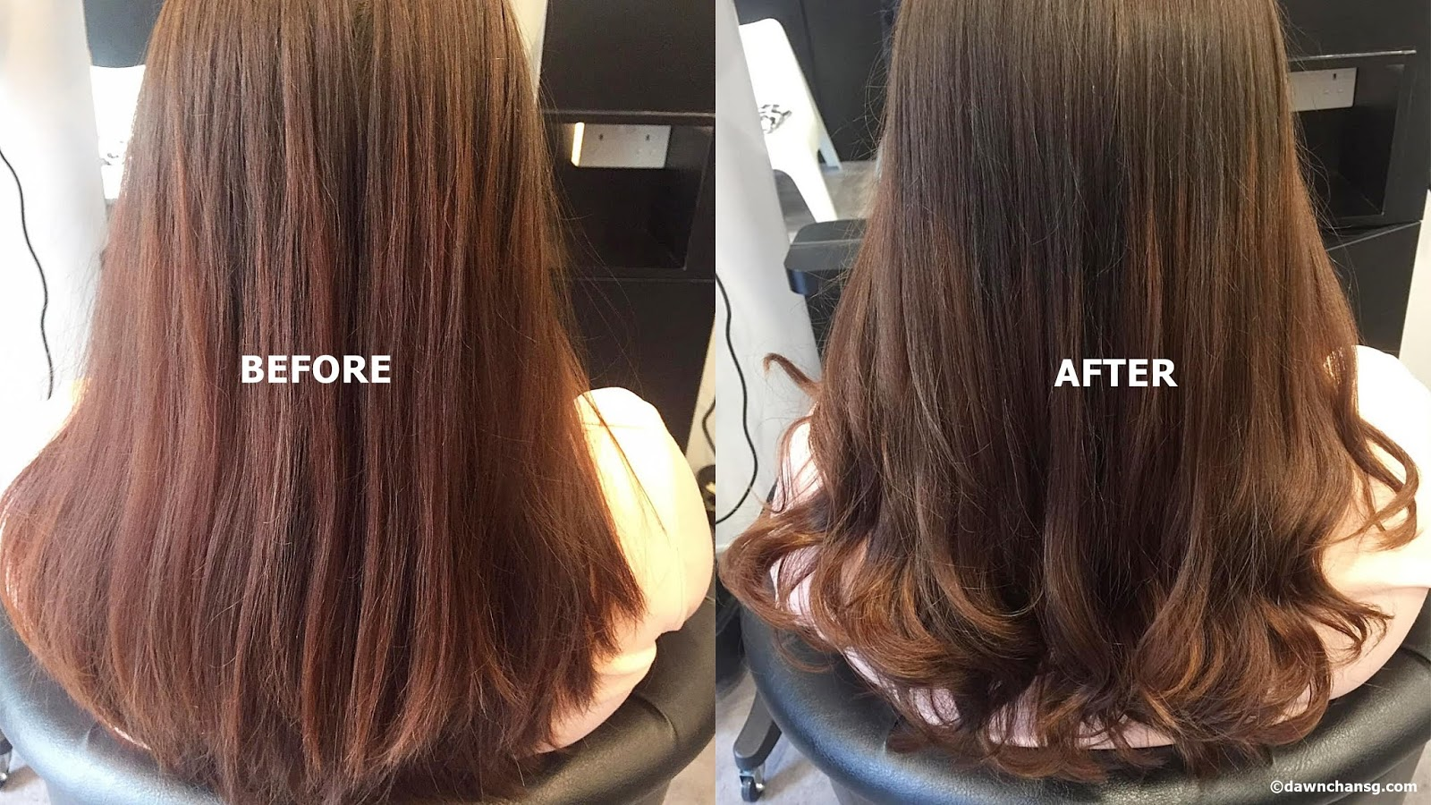 Dawn Chan - Singapore Lifestyle Blogger: Why you should try Algana Argan  Oil Mucota treatment by Chambers Hair Salon
