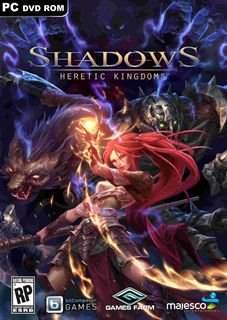 Shadows: Heretic Kingdoms - PC (Download Completo em Torrent)