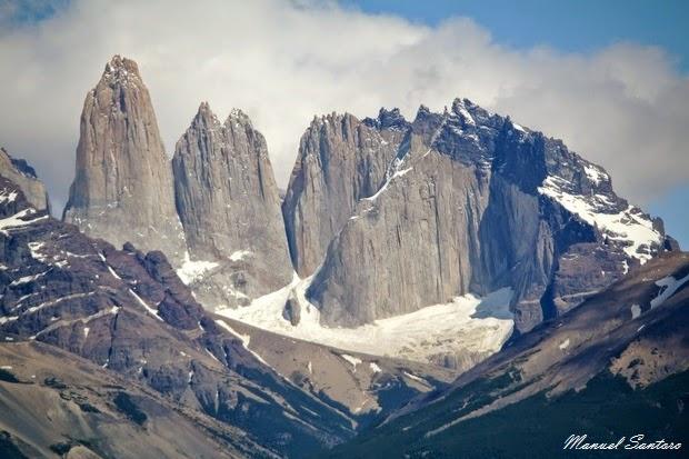 Parco Nazionale Torres del Paine, Cuernos del Paine
