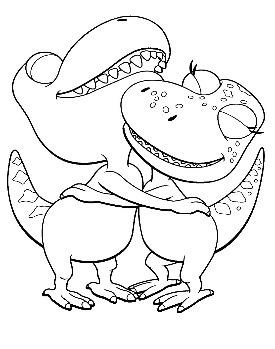 3 Reasons Why Kids Love Dinosaur Train Coloring Pages